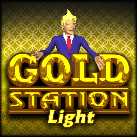 Gold Station Light