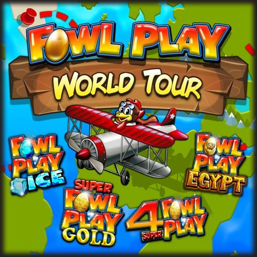 FOWL PLAY World Tour